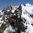 070504_小窓頭への登りから振り返る池平山