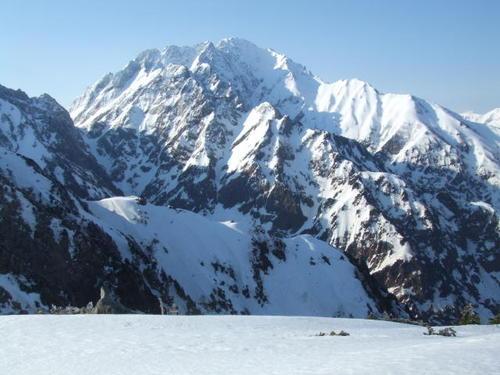 070503_0016赤谷山から望む剱岳