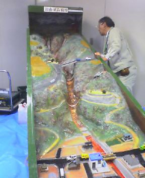 六甲山の防災ダム