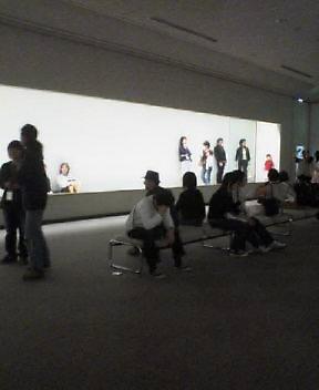美術館の遠足