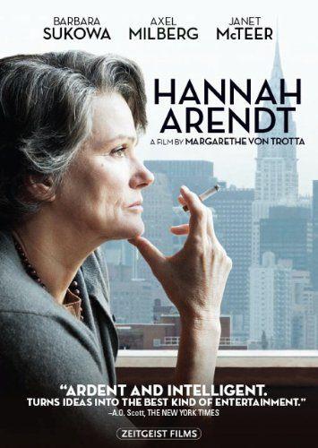 映画『ハンナ・アーレント』: 極にゃみ的日常